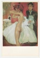 Peinture Tableau Peintre Jean-Gabriel DOMERGUE Ballet Romantique Edit F. ROBAUDY Cannes Photos Appolot Grasse - Peintures & Tableaux