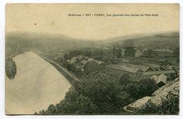CPA - Carte Postale - France - Fumay - Vue Générale Des Usines Du Pied Selle - 1909 ( CP3877 ) - Fumay