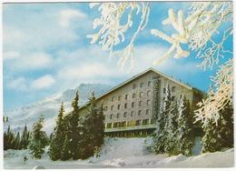 Vitocha - Parc National - L'Hotel 'Chtastlivetza' / Das Hotel Schtastiliveza - Winter/Hiver -  (Bulgaria) - Bulgarije