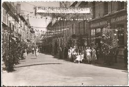 58. CORBIGNY - Souvenir Du Comice Du 20-08-1950 - 1er Prix Pour La Rue (photo 18x11.5 Cm Et Pas Carte) - Corbigny