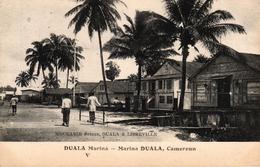CAMEROUN - DUALA MARINA - Cameroun