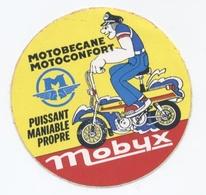 -Autocollant -MOTOBECANE MOBYX --Y1 - Autocollants