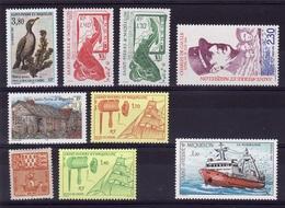 SPM Lot 1987 N** Sous Faciale  C106 - Collections, Lots & Séries