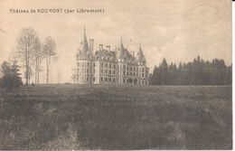 Libramont-Chevigny - CPA - Château De Roumont - Libramont-Chevigny
