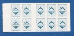 ANDORRE Carnet 1997 N 485 N** C124 - Booklets