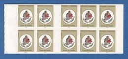 ANDORRE Carnet 1996 N 478 N** C125 - Booklets