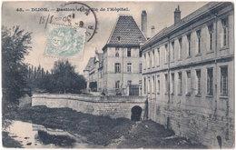 21. DIJON. Bastion Et Jardin De L'Hôpital. 45 - Dijon