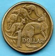 (r65)  AUSTRALIE / AUSTRALIA   1 DOLLAR 1985 - Monnaie Décimale (1966-...)