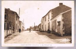 CHEVRETTES . La Grand'Rue . - France