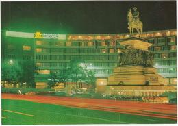 Sofia: Das Denkmal Der Brüder Befreier Und Grand Hotel 'Sofia'   -  (Bulgaria) - Bulgarije