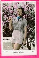 Cpa Carte Postale Ancienne  - Simone Simon Fox Film - Entertainers