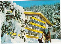 Rila - L'hotel 'Maliovitza' / Hotel 'Maljowiza' - Hiver / Winter - SKI   -  (Bulgaria) - Bulgarije