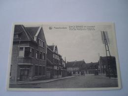 Passendale - Passchendaele (Zonnebeke) // Rue / Straat Naar Poelcapelle En Langemarck 19?? - Belgique