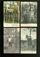 Beau Lot De 44 Cartes Postales De France  Landes  Mooi Lot Van 44 Postkaarten Van Frankrijk ( 40 )  - 44 Scans - Cartes Postales