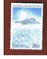 TERRITORI ANTARTICI AUSTRALIANI (AUSTRALIAN ANTARCTIC TERRITORY)  -  SG 78 -  1986 ANTARCTIC TREATY  - (MINT)** - Territorio Antartico Australiano (AAT)