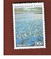 TERRITORI ANTARTICI AUSTRALIANI (AUSTRALIAN ANTARCTIC TERRITORY)  -  SG 76 -  1984 PANCAKE ICE  - (MINT)** - Territorio Antartico Australiano (AAT)