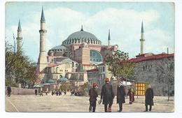 Turkey Constantinople Ste. Sophie Publ. E.f.rochat Unused - Turkey