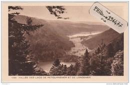 88 Les Vosges - Cpa / Vallée Des Lacs De Retournemer Et De Longemer. - France