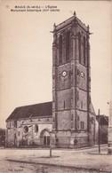 MAULE - L'Eglise - Maule
