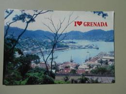 GRENADA I LOVE GRENADA - Grenada