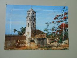 CUBA TRINADAD ANTIGUA IGLESIA COLONIAL - Cuba
