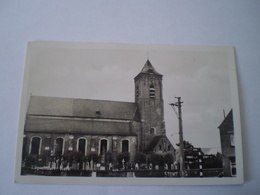 Lapscheure (Lapschuure) Kerk - Kerkhof // 19?? - België