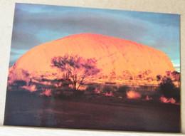 MONDOSORPRESA, ALICE SPRINGS AYERS ROCK, ULURU, VIAGGIATA 1996 - Alice Springs