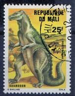 PIA  - 19844 - MALI - Animali Preistorici - Iguanodon - Mali (1959-...)