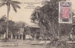 CPA - Conakry - Office Du Câble - Guinée Française