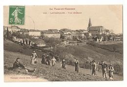 82 Lafrançaise, Vue Générale (4090) - Lafrancaise