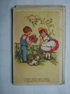 Kinderen Children Enfants Kinder  Boy And Girl - Kinderen