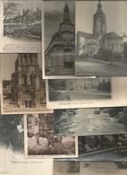 Cp, 86 , VIENNE , Petits Modéles , LOT DE 50 CARTES POSTALES DE LA VIENNE - Postcards
