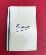 Objet Rare : Carnet De Bal Souvenir Du Tréport Ivoir Soie Crayon Qui Sert De Fermoir - Other Collections