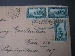 Maroc Cv. 1934 Nach Wien - Marokko (1956-...)