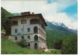 Rila-Kloster, Hotel-Restaurant 'Balkantourist' / Le Monastère De Rila, L'hotel-restaurant 'Balkantouriste' - (Bulgaria) - Bulgarije