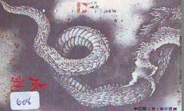 DRAGON L´ESTRAGON DRACHE DRAGÓN DRAGO (608) Zodiaque Zodiac Horoscope - Dierenriem