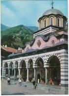 Rila-Kloster, Das Westwerk Der Kirche / Monastère De Rila, La Partie Ouest De L'église - (Bulgaria) - Bulgarije