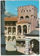 Rila-Kloster, Chreljo-Turm Mit Dem Läutwerk / Monastère De Rila, La Tour De Khrélio Avec Le Clocher - (Bulgaria) - Bulgarije