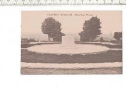 47034 -d5- CANADIAN MEMORIAL BOURLON WOOD - War Memorials