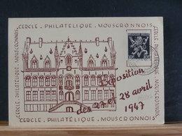 77/807  CP BELGE 1947 - Belgien