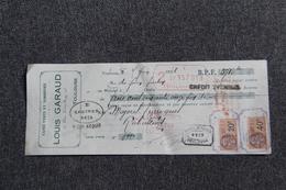 Lettre De Change - TOULOUSE, Louis GARAUD, Café Verts Et Torréfiés. - Bills Of Exchange
