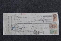 Lettre De Change - PARIS - DESMARETS FRères - Bills Of Exchange