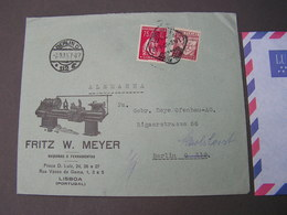 PT Cv. 1935 - Briefe U. Dokumente