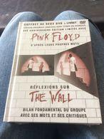 PINK FLOYD  °°°° THE WALL (COFFRET DE 2 DVD + 1 LIVRET )  NEUF SOUS CELLOPHANE - Documentary