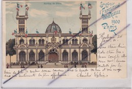 Souvenir De L'Exposition Universelle De 1900 PARIS (75) Pavillon Du Pérou .(carte Précurseur De 1901) - Exposiciones