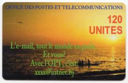 BENIN RECHARGE GSM - Benin
