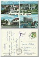 Tanznia , Salaam Used Porto T 1970 - Tanzania (1964-...)