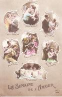 La Semaine De L'amour, ( Langage ) , 2 Scans - Fancy Cards