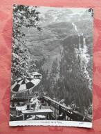 Dep 38 , Cpsm  VAUJANY , 1253 M. , La Cascade De La Fare , 0160 (057) - France