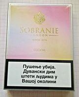SOBRANIE COCKTAIL NEW NOT OPEN - Around Cigarettes